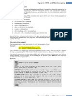 WE Unit-2 HTML Elements