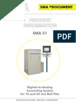 Sma51 16m-35mm Printer