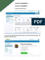 Come Aggiungo Un Documento in Highlighter (Visual Quick Guide)