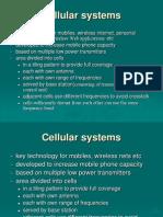 Cellular System