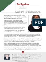 Renita D'Silva signs for Bookouture