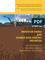 Key Indicator of Indonesia Energy and Mineral Resources 2011