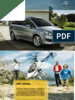 Catalogo Opel Zafiraddd