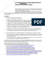 CompatibilidadElectromagneticaRequisitosComercializacionEquipos