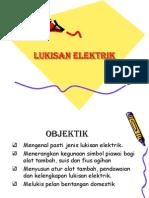 Lukisan elektrik