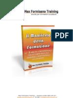 Il Nuovo Manifesto Della Formazione