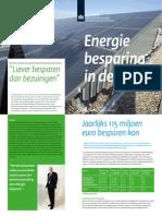 Energie Besparen in de Zorg - Beurskrant SEN DOW 101007