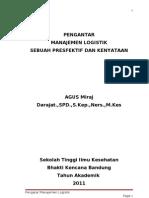 Dey.manajemen Logistik Keperawatan