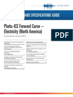 Platts Ice Forwardcurve Power