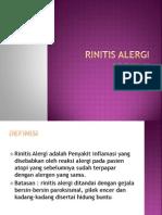 Rinitis Alergi Power Point