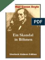 38581806 ARthur Conan Doyle Sherlock Holmes Ein Skandal in Bohmen