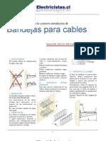 bandejas en español deflexion