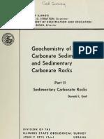 Geo Chemistry of CA 298 Graf