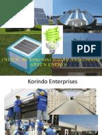 Solar Energy Profile