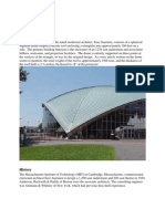 kresge auditorium case study
