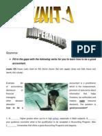 Unit 1 Imperatives