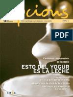 Esto Del Yogurt Es La Leche - Revista Opcions