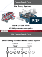 Descale Pump Systems for Energy Savings