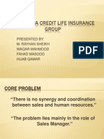 California Credit Life Insurance Group