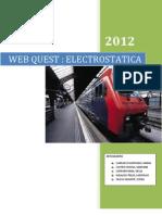 Webquest Electricidad
