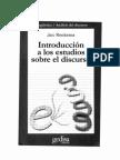 Jan Renkema - Introduccion a Los Estudios Sobre El Discurso