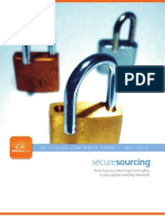 Secure Sourcing