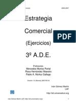 Ejercicios Estrategia Comercial