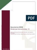 Dinámicas Interculturales
