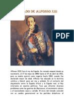 El Reinado de Alfonso Xiii.pdf Nuevo