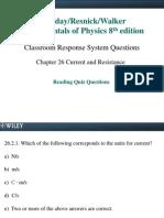 Phys102 Rq Ch26