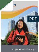 Wavion Company Brochure