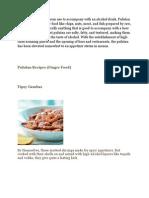Pulutan Recipes