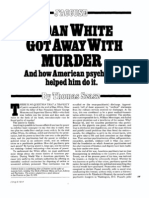 How Dan White Got Away With Murder