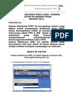 Manual Penggunaan Aplikasi Sistem Maklumat Spbt