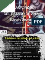 Disertacion Trastornos Del Animo