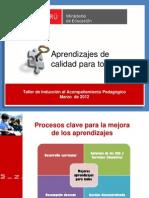 ACOMPAÑAMIENTO PEDAGÓGICO 2012.ppt