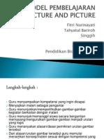 1. Model Pembelajaran Picture and Picture (Kelompok 5)