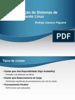 Armazenamento Linux 2 Cluster