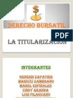 La Titularizacion