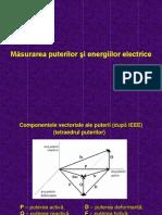 10 - Masurarea puterilor si energiilor.ppt