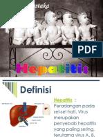 Hepatitis Tinjauan Pustaka