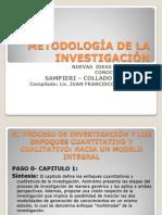 Metodologia Investigacion Sampieri Resumen