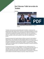 15-02-02013 Puebla noticias - Anuncia Rafael Moreno Valle inversión de 13 mdp en Cholula.pdf