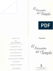 Trigueirinho - El Encuentro Del Templo