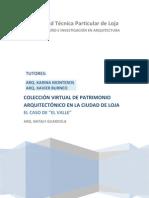 Colección-de-patrimonio-Plaza-del-Valle-Loja-Ecuador