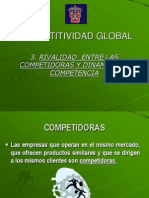 3-Rivalidad Entre Las Competidoras y Dinamica de La