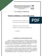 TEORIA GENERAL¦é A EDUCABILIT¦éLÜII 2