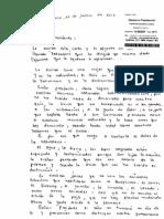 Carta de Nelida Ayay Al Presidente Del Peru Sr. Ollanta Huma