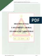SEÑALIZACIÓN DE OBRAS. NORMATIVA NACIONAL E INTERNACIONAL.