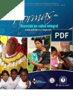 Norma de Atencion en Salud Integral 2010